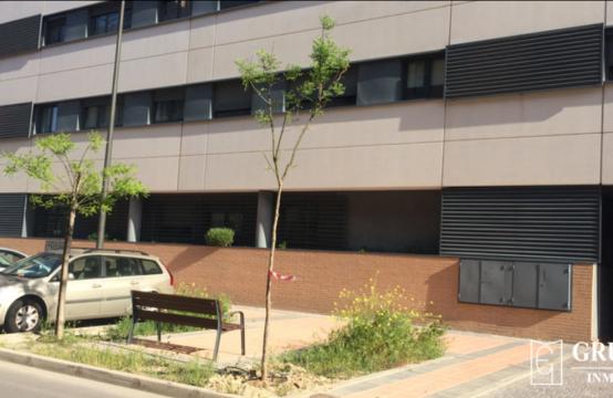 Plaza de garaje en Getafe barrio de los Molinos