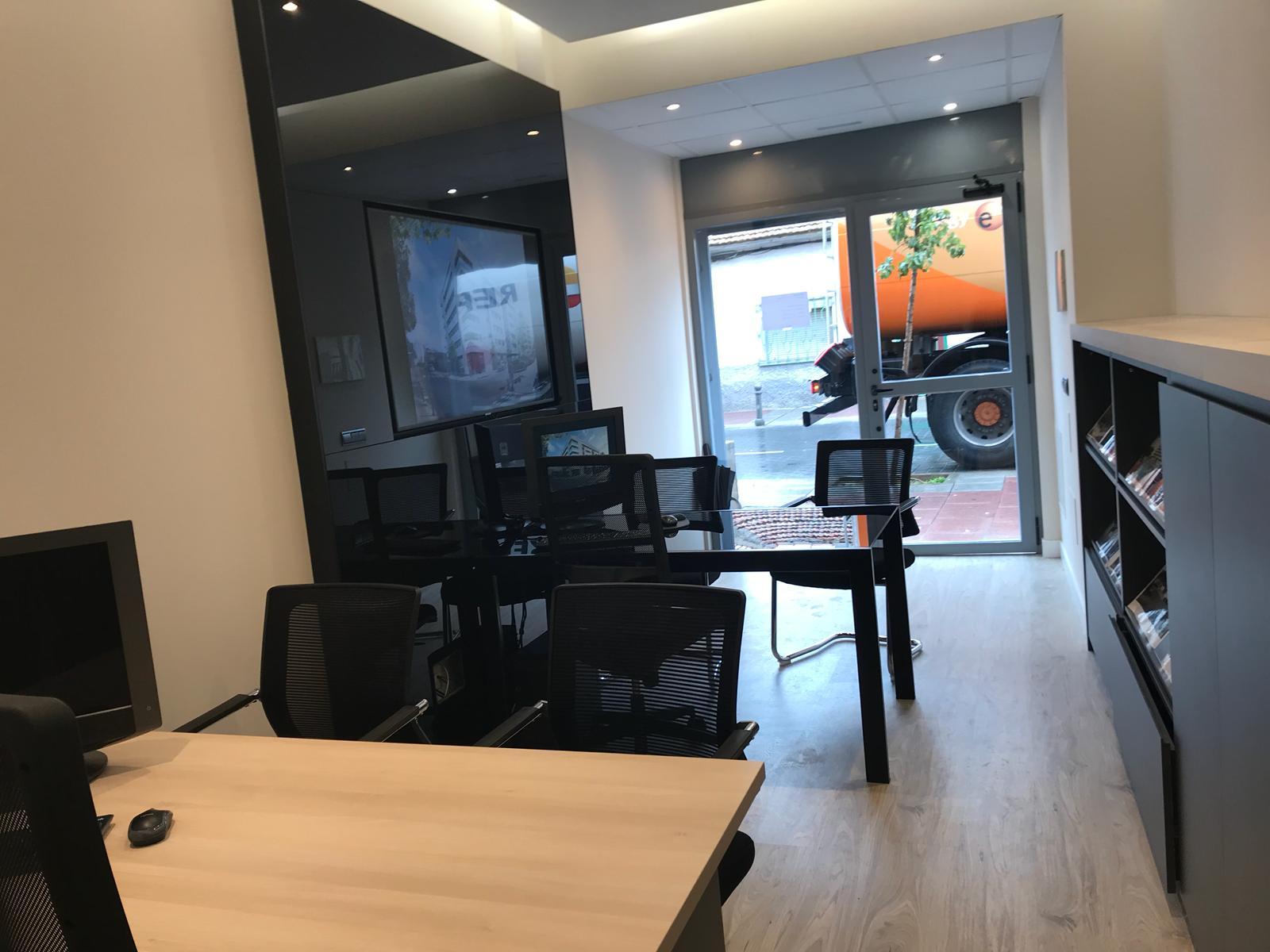 Grupo em inmobiliaria estrena oficina en torrej n de ardoz for Oficina de empleo torrejon de ardoz
