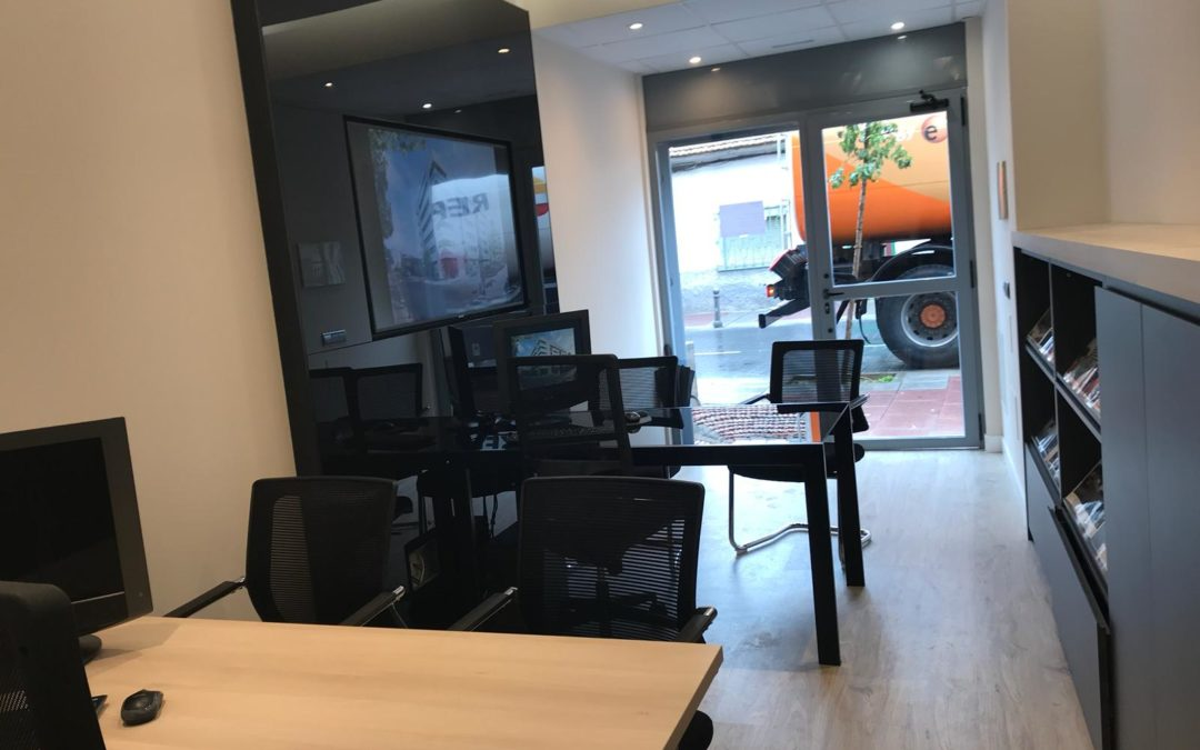 Grupo EM Inmobiliaria estrena oficina en Torrejón de Ardoz