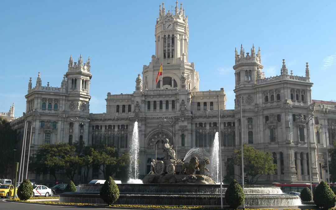 TECNIBERIA PROPONE UN PLAN DE MEDIDAS URBANÍSTICAS AL AYUNTAMIENTO DE MADRID