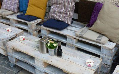 Decora tu hogar con muebles DIY y ahorra energía
